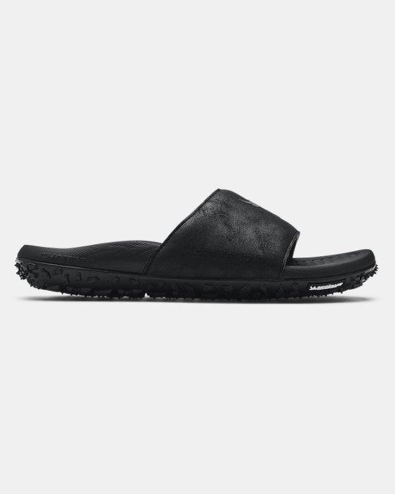 Men's Project Rock Slides, Black, pdpMainDesktop image number 0