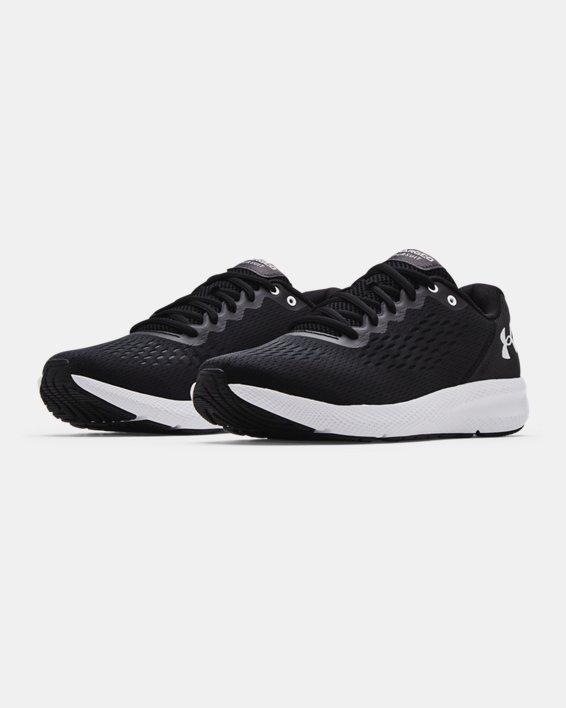 Men's UA Charged Pursuit 2 SE Running Shoes, Black, pdpMainDesktop image number 3