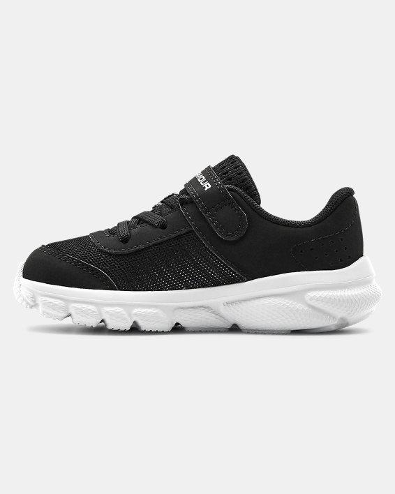 Boys' Infant UA Assert 8 Running Shoes, Black, pdpMainDesktop image number 1