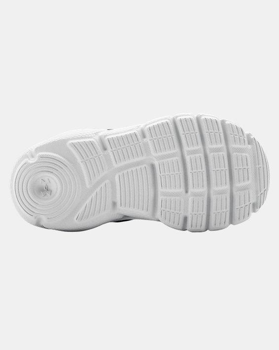 Boys' Infant UA Assert 8 Running Shoes, Black, pdpMainDesktop image number 4