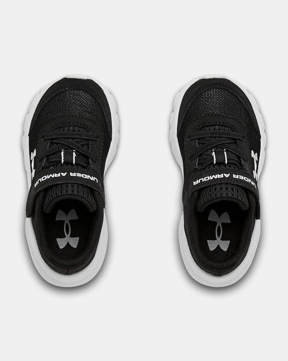 Boys' Infant UA Assert 8 Running Shoes, Black, pdpMainDesktop image number 2