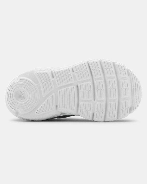 Girls' Infant UA Assert 8 Running Shoes, Gray, pdpMainDesktop image number 2