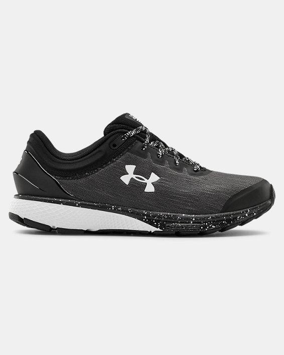 Women's UA Charged Escape 3 Evo Running Shoes, Black, pdpMainDesktop image number 0