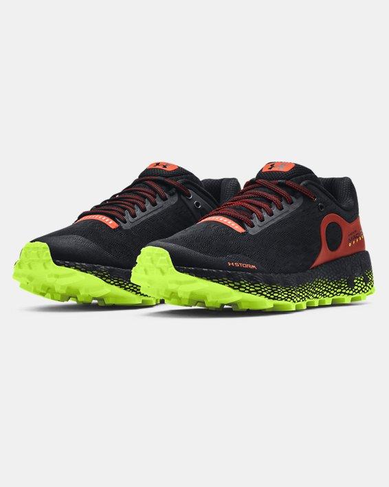 Men's UA HOVR™ Machina Off Road Running Shoes, Black, pdpMainDesktop image number 3