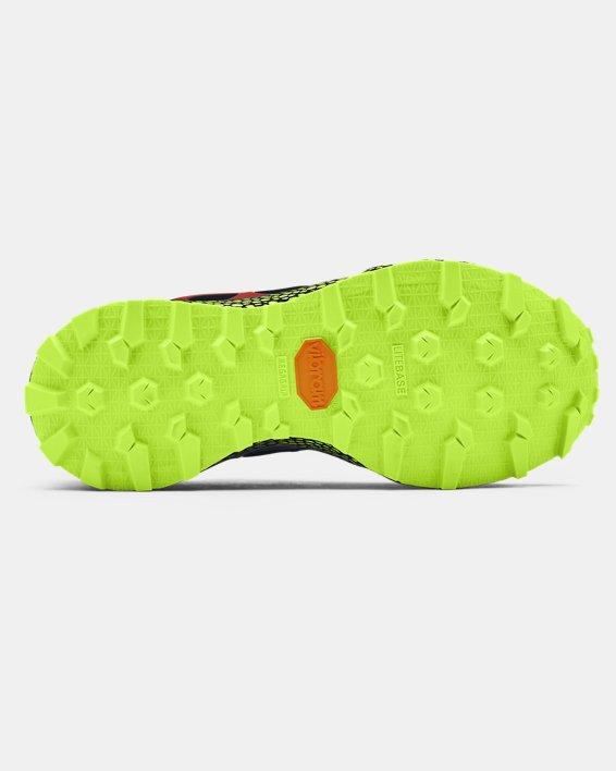 Men's UA HOVR™ Machina Off Road Running Shoes, Black, pdpMainDesktop image number 4