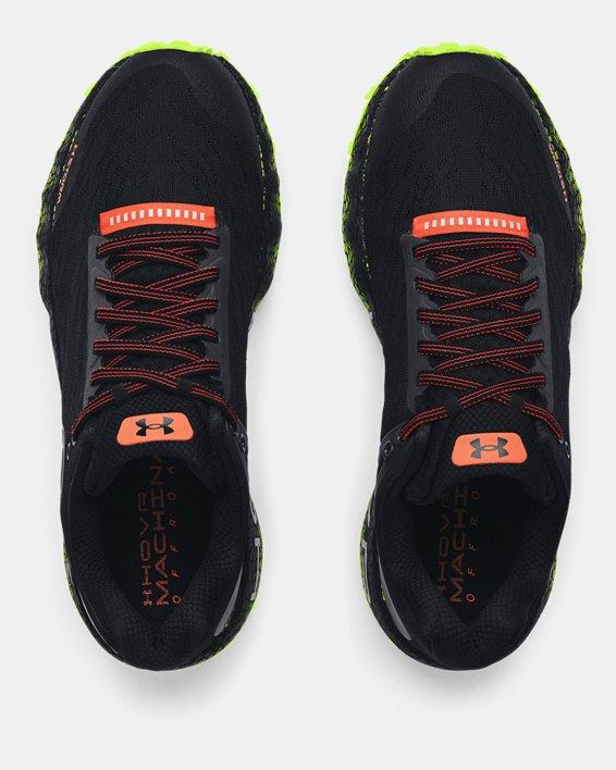 Men's UA HOVR™ Machina Off Road Running Shoes, Black, pdpMainDesktop image number 2