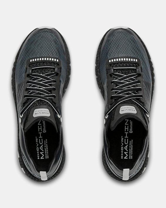 Women's UA HOVR™ Machina LT Running Shoes, Black, pdpMainDesktop image number 2