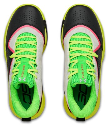 Chaussures de Basketball Gar/çon Under Armour UA GS SC 3zer0 III