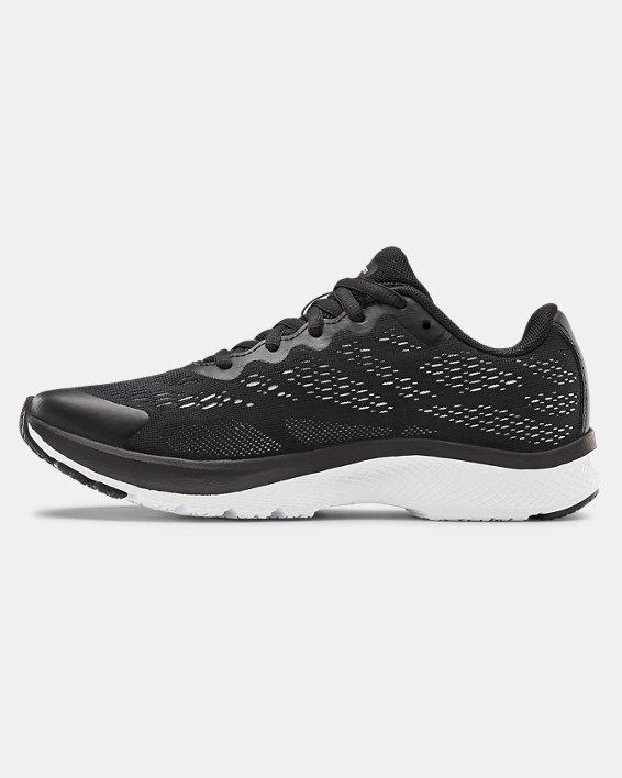 Boys' Grade School UA Charged Bandit 6 Running Shoes, Black, pdpMainDesktop image number 1