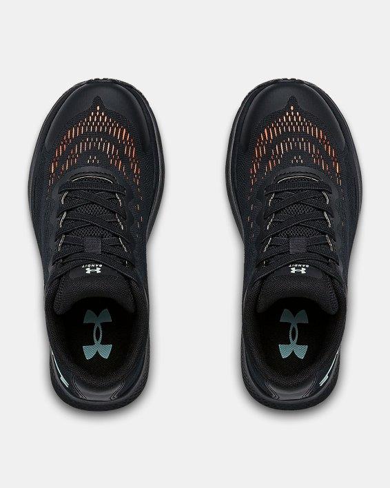 Boys' Pre-School UA Bandit 6 Running Shoes, Black, pdpMainDesktop image number 3