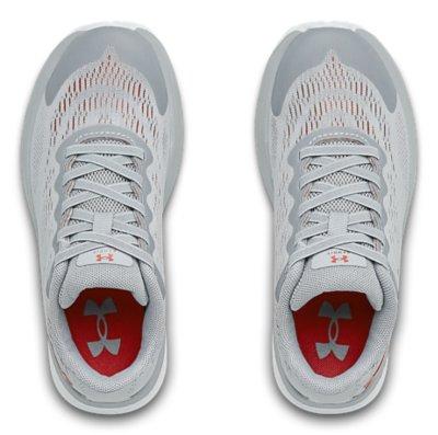 100 Under Armour Boys Pre School Launch Basketball Shoe 12.5K White