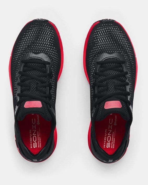 Men's UA HOVR™ Sonic 4 Colorshift Running Shoes, Black, pdpMainDesktop image number 2