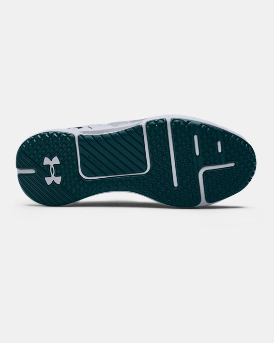 Women's UA HOVR™ Rise 2 Print Training Shoes, Gray, pdpMainDesktop image number 4