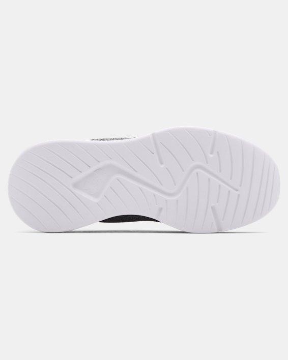 Women's UA Essential Sportstyle Shoes, Black, pdpMainDesktop image number 4