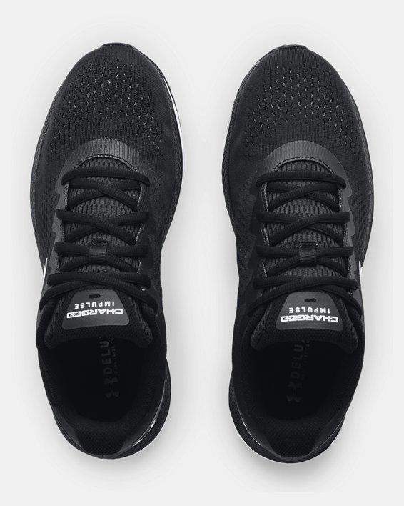 Men's UA Charged Impulse 2 Running Shoes, Black, pdpMainDesktop image number 2