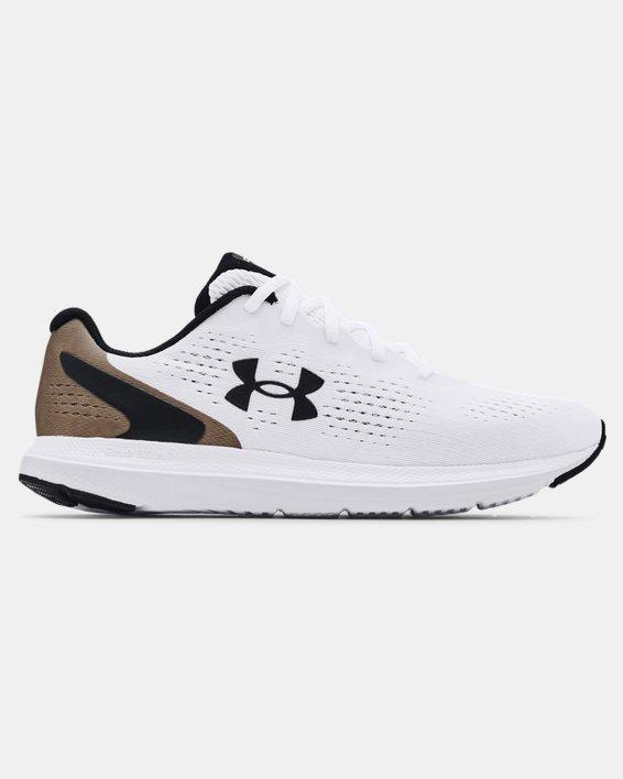 Men's UA Charged Impulse 2 Running Shoes, White, pdpMainDesktop image number 0