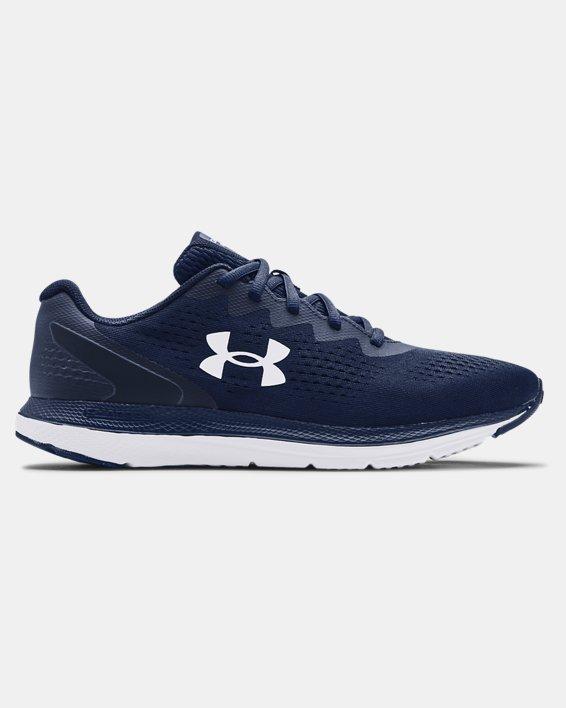 Men's UA Charged Impulse 2 Running Shoes, Navy, pdpMainDesktop image number 0