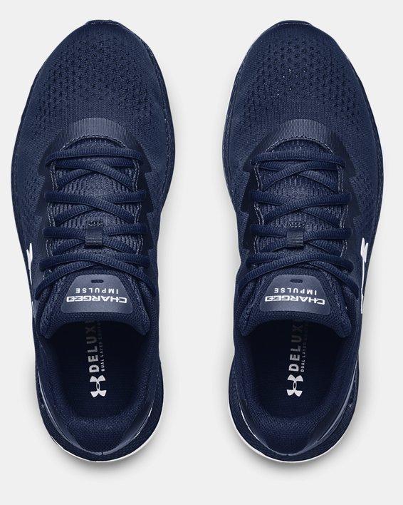 Men's UA Charged Impulse 2 Running Shoes, Navy, pdpMainDesktop image number 2