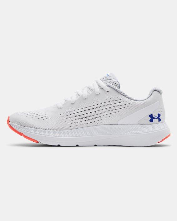 Women's UA Charged Impulse 2 Running Shoes, White, pdpMainDesktop image number 1
