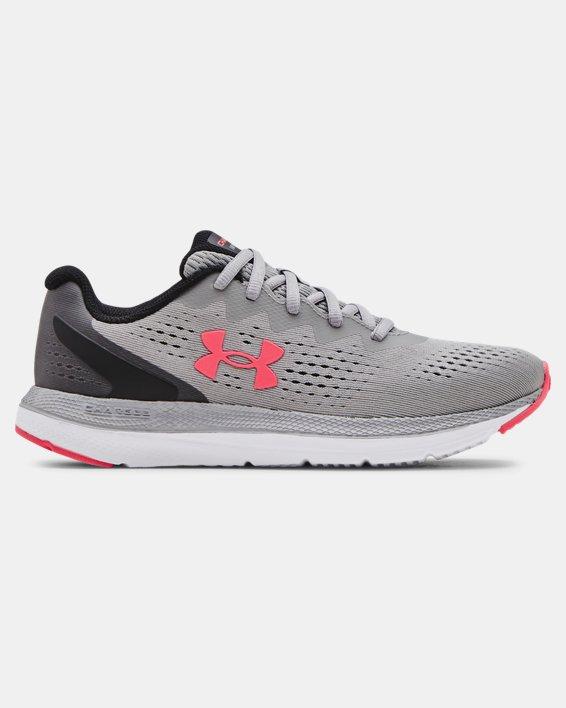 Women's UA Charged Impulse 2 Running Shoes, Gray, pdpMainDesktop image number 0