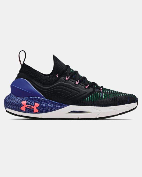 Men's UA HOVR™ Phantom 2 IntelliKnit Running Shoes, Black, pdpMainDesktop image number 0