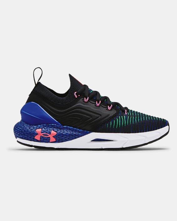 Women's UA HOVR™ Phantom 2 IntelliKnit Running Shoes, Black, pdpMainDesktop image number 0