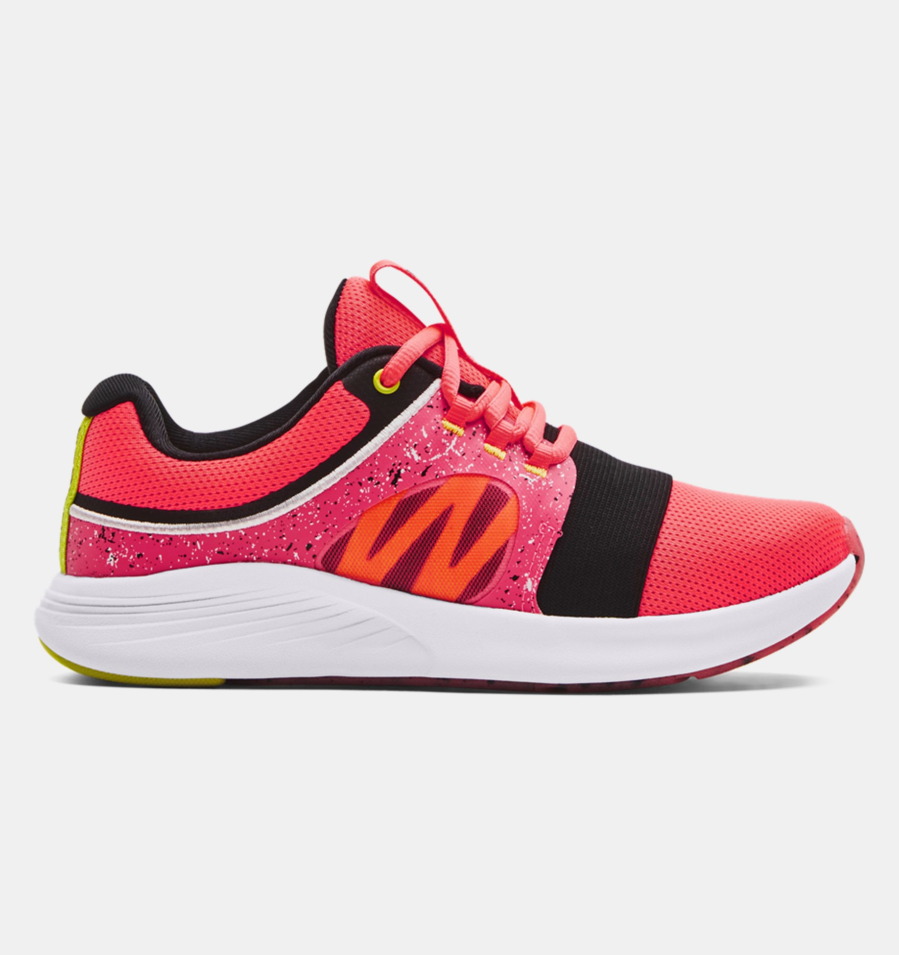 Underarmour Womens UA Charged Breathe Bliss PS Sportstyle Shoes
