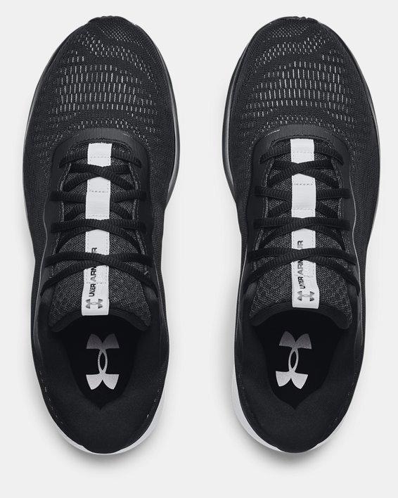 Men's UA Charged Bandit 7 Running Shoes, Black, pdpMainDesktop image number 2