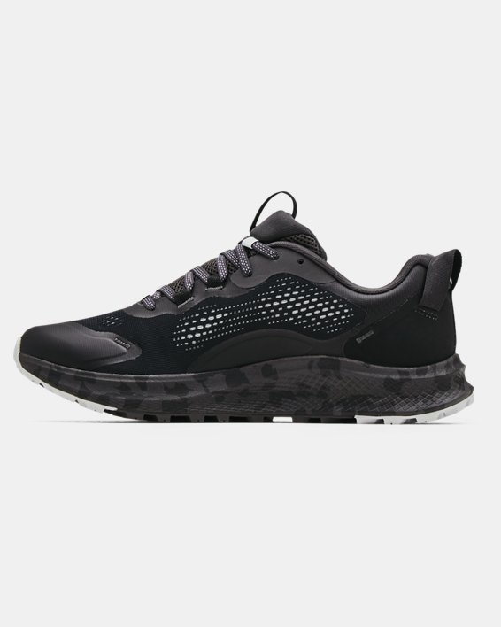 Men's UA Charged Bandit Trail 2 Running Shoes, Black, pdpMainDesktop image number 1