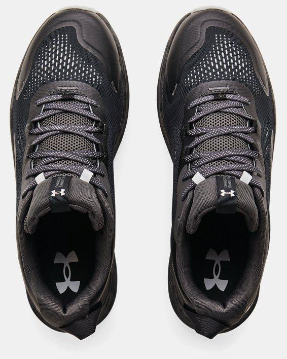 Men's UA Charged Bandit Trail 2 Running Shoes, Black, pdpMainDesktop image number 2