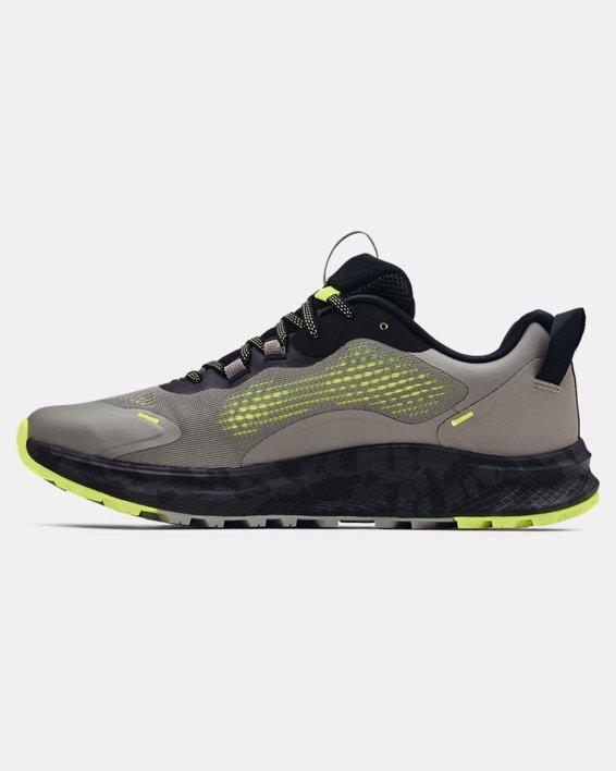 Men's UA Charged Bandit Trail 2 Running Shoes, Gray, pdpMainDesktop image number 1