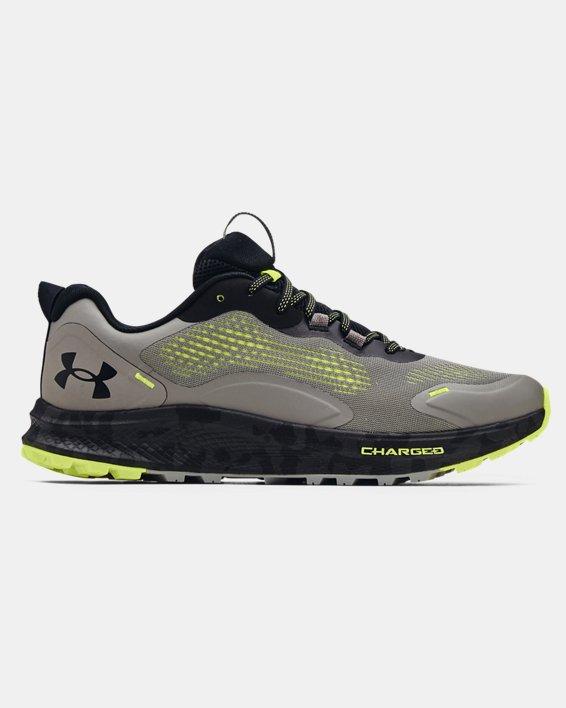 Men's UA Charged Bandit Trail 2 Running Shoes, Gray, pdpMainDesktop image number 0