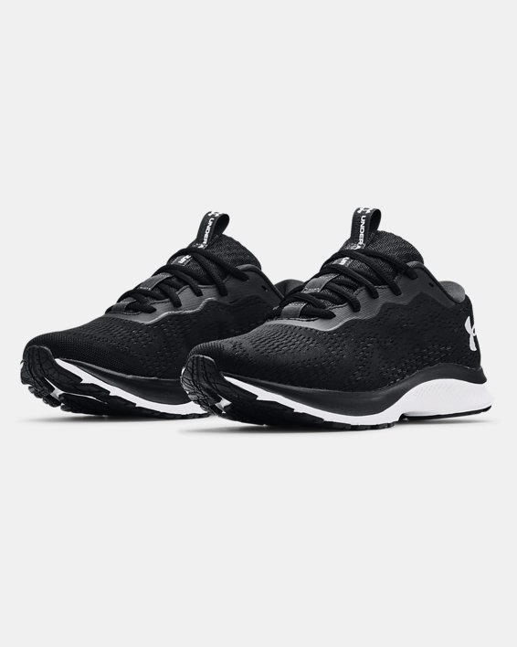 Zapatillas de running UA Charged Bandit 7 para mujer, Black, pdpMainDesktop image number 3