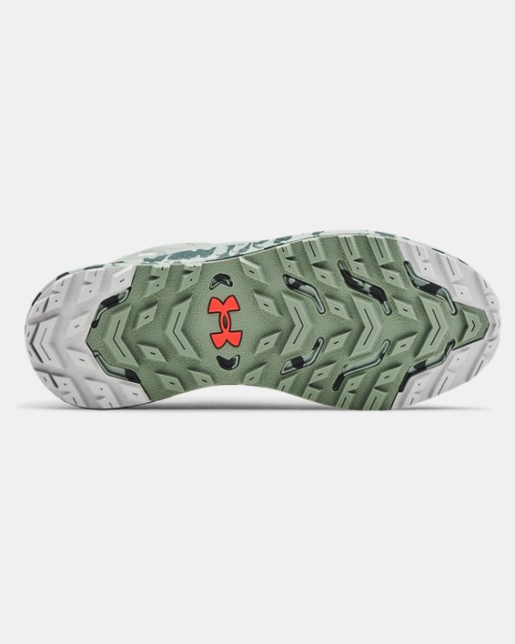 Women's UA Charged Bandit Trail 2 Running Shoes, Green, pdpMainDesktop image number 4