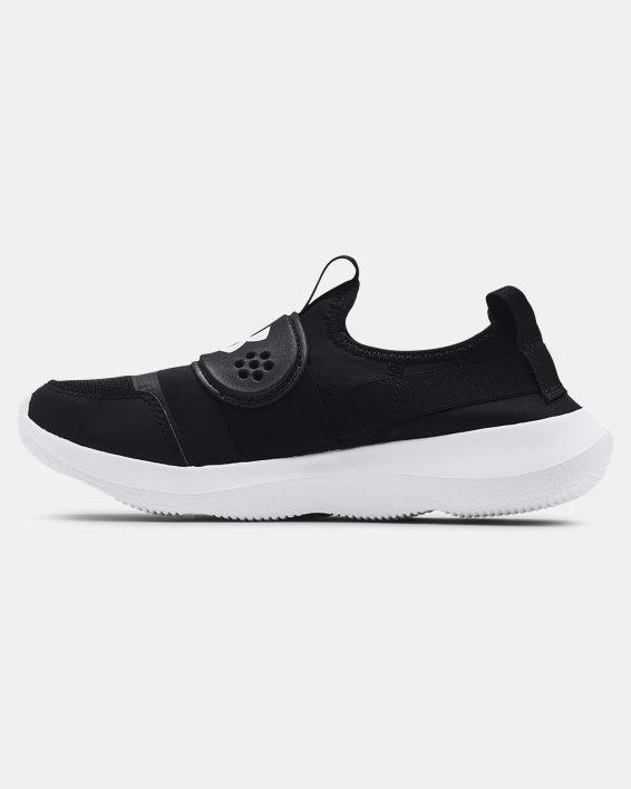 Boys' Grade School UA Runplay Running Shoes, Black, pdpMainDesktop image number 1