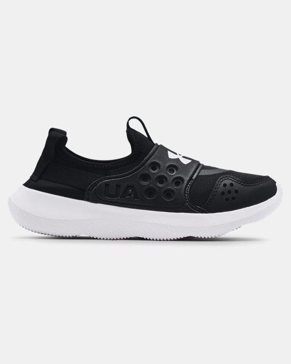 Boys' Grade School UA Runplay Running Shoes, Black, pdpMainDesktop image number 0