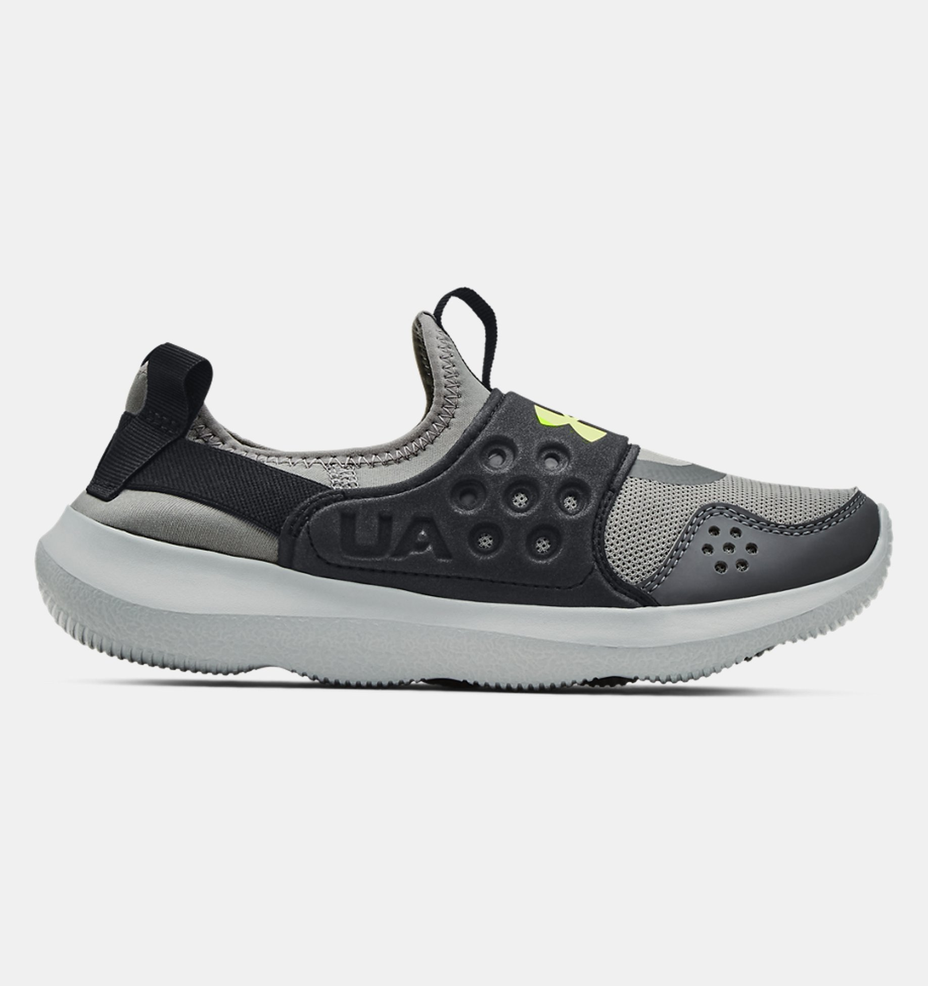 Underarmour Boys Grade School UA Runplay Running Shoes