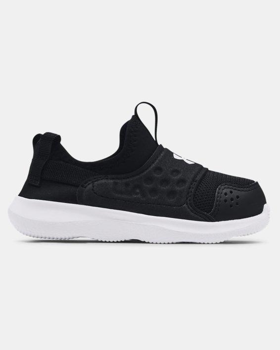 Boys' Infant UA Runplay Running Shoes, Black, pdpMainDesktop image number 0