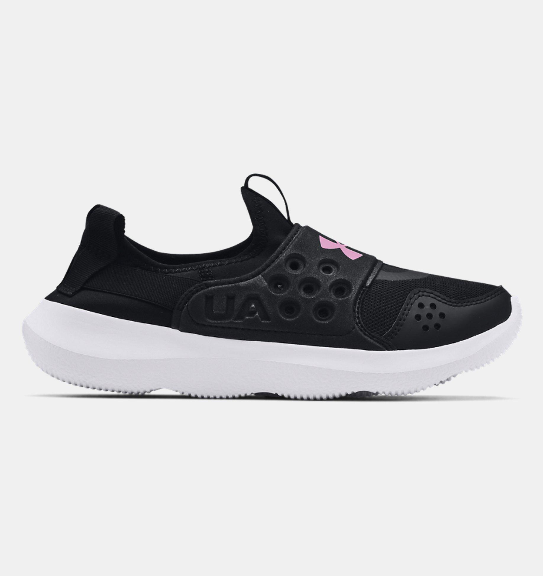 Underarmour Girls Grade School UA Runplay Running Shoes