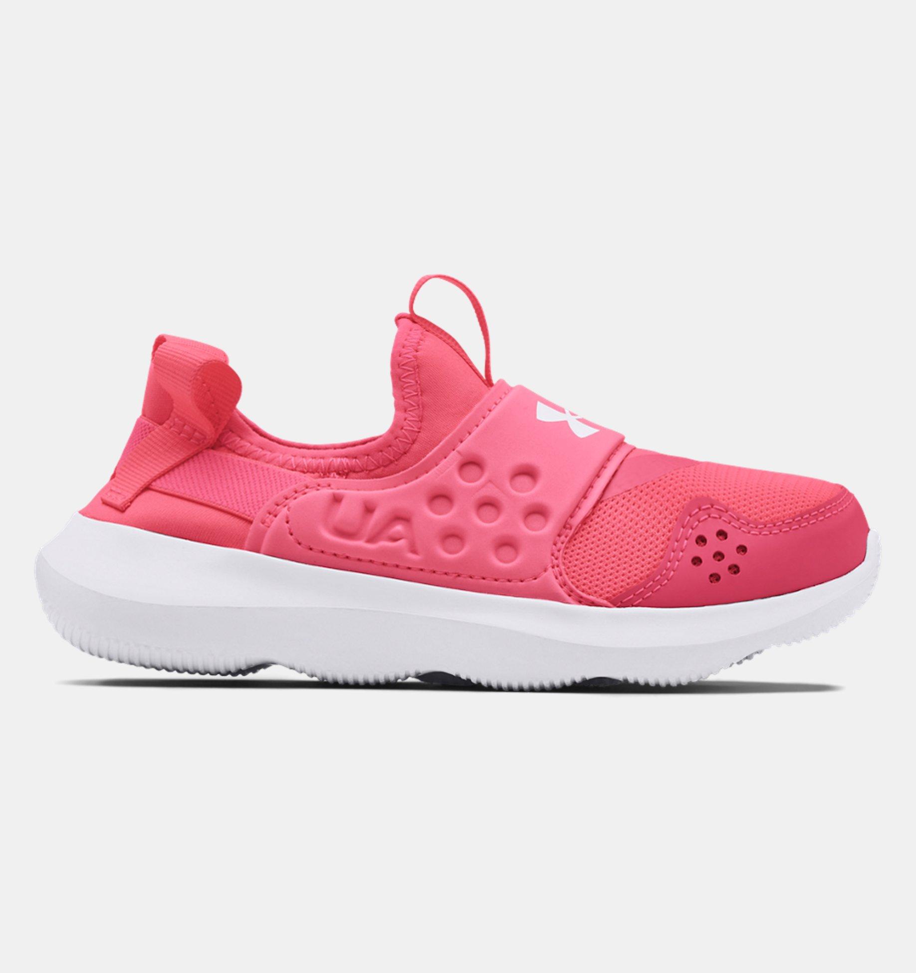 Underarmour Girls Pre-School UA Runplay Running Shoes