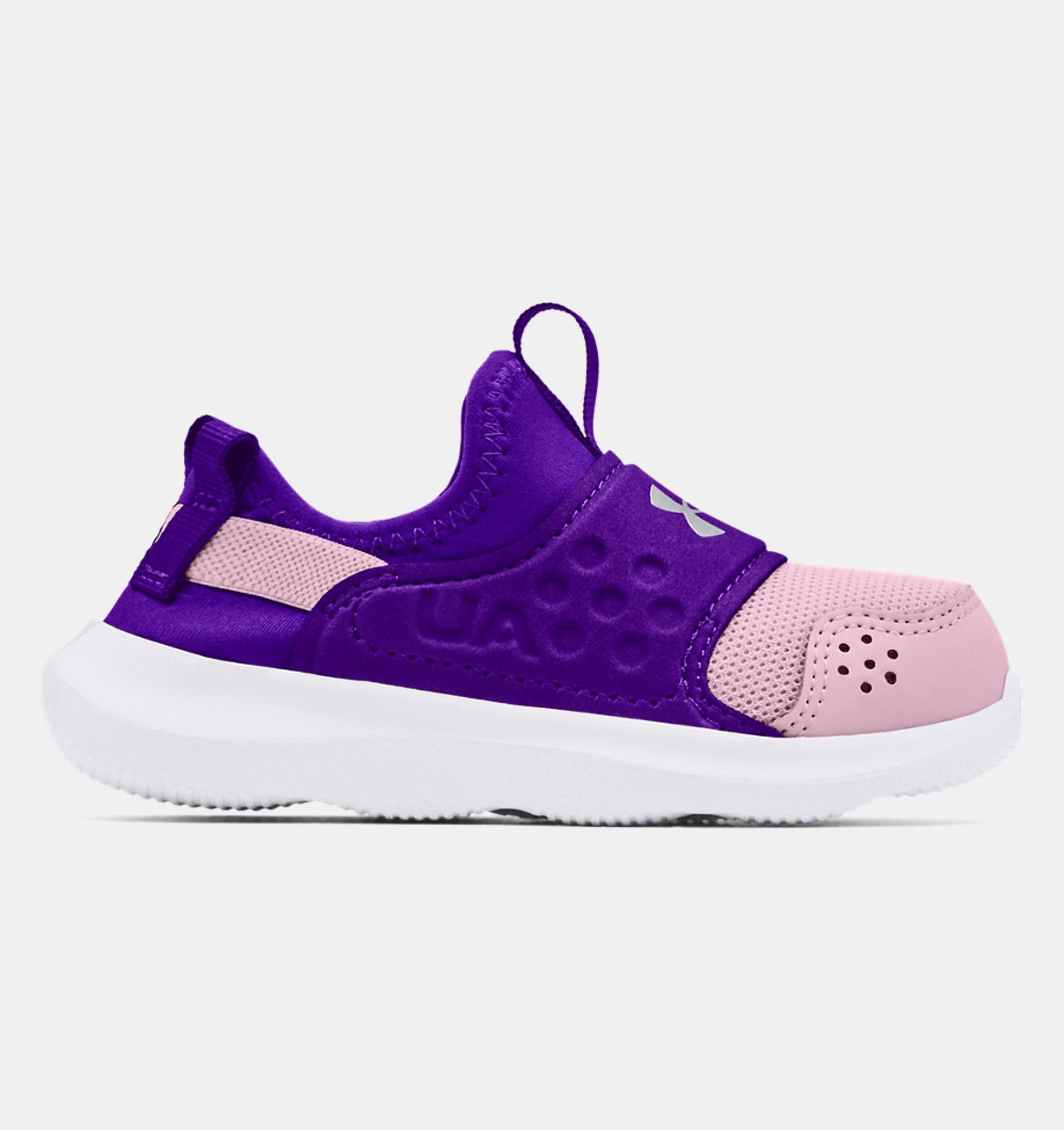 Underarmour Girls Infant UA Runplay Shoes