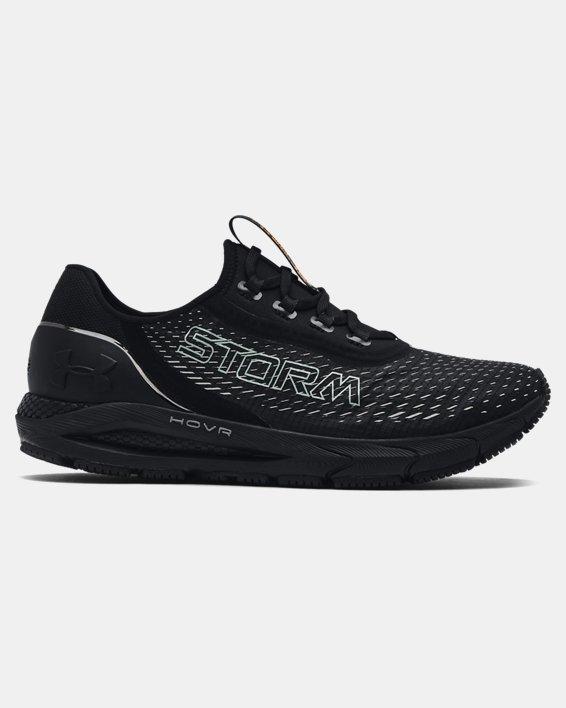 Men's UA HOVR™ Sonic 4 Storm Running Shoes, Black, pdpMainDesktop image number 0
