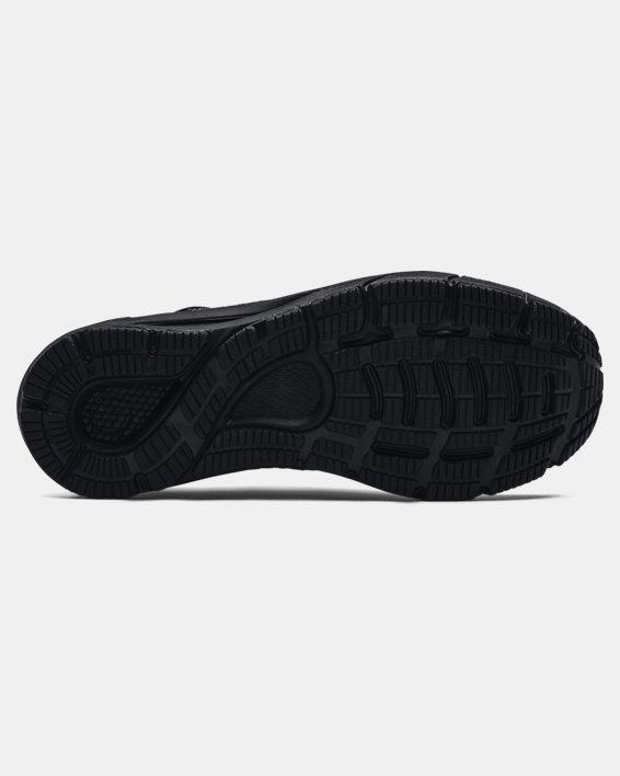 Men's UA HOVR™ Sonic 4 Storm Running Shoes, Black, pdpMainDesktop image number 4