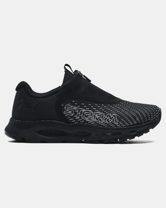 Women's UA HOVR™ Infinite 3 Storm Running Shoes, Black, pdpMainDesktop image number 0