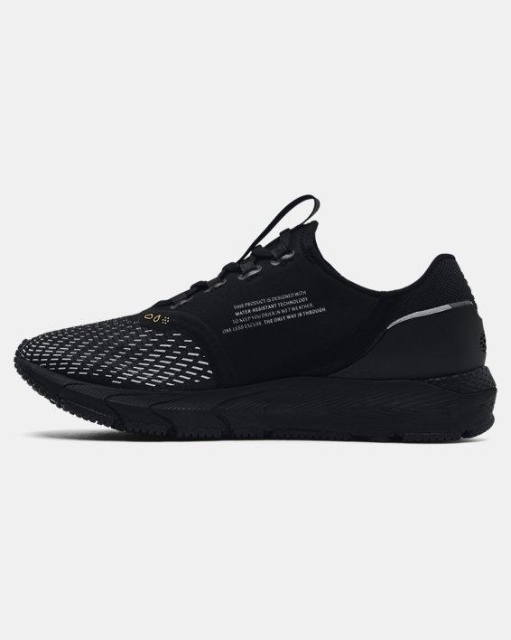 Women's UA HOVR™ Sonic 4 Storm Running Shoes, Black, pdpMainDesktop image number 1