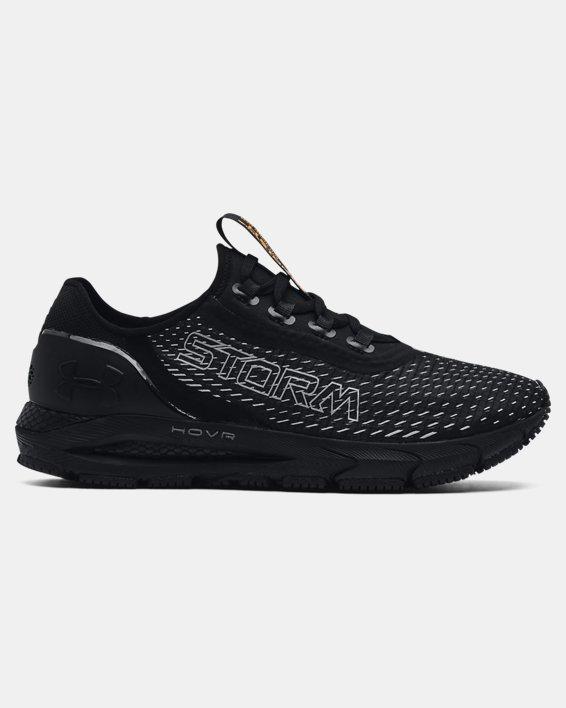 Women's UA HOVR™ Sonic 4 Storm Running Shoes, Black, pdpMainDesktop image number 0