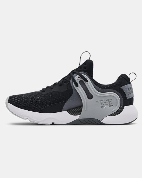 Men's UA HOVR™ Apex 3 Training Shoes, Black, pdpMainDesktop image number 1