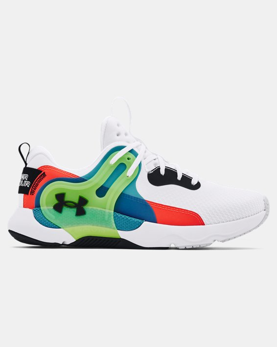 Men's UA HOVR™ Apex 3 Training Shoes, White, pdpMainDesktop image number 0
