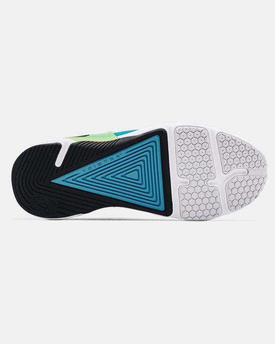 Men's UA HOVR™ Apex 3 Training Shoes, White, pdpMainDesktop image number 4