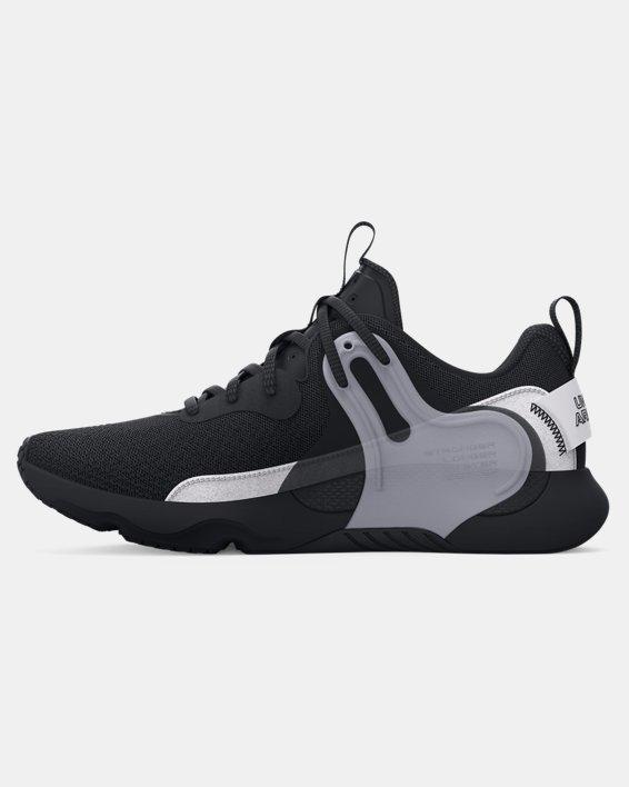 Women's UA HOVR™ Apex 3 Training Shoes, Black, pdpMainDesktop image number 1